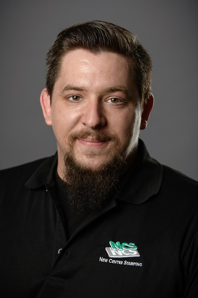 Headshot of Joshua Biscorner
