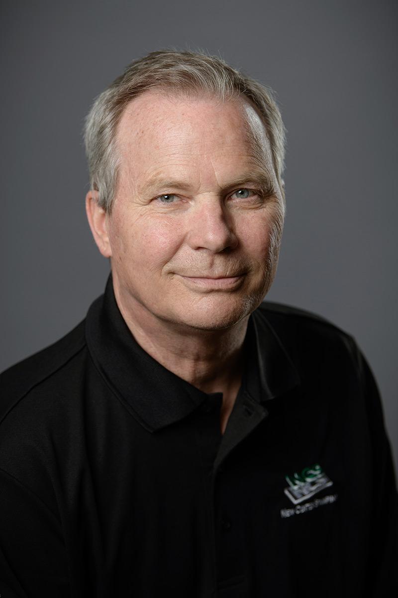 Headshot of Robert Gough