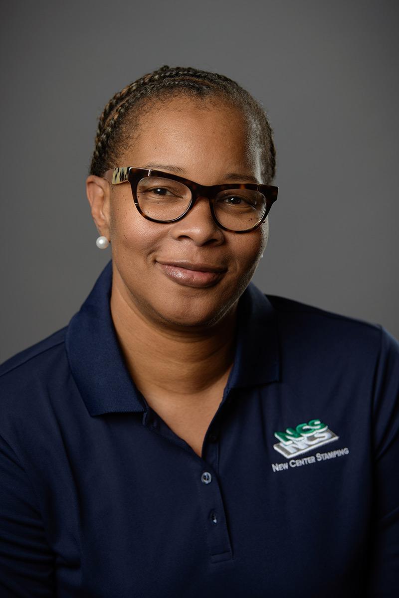 Headshot of Tolaria Johnson
